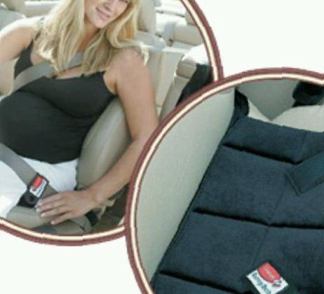 Подушка на ремень безопасности для беременных 88