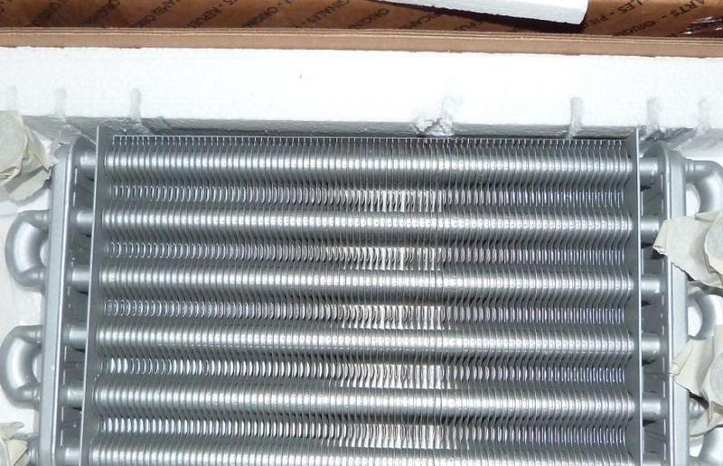 Бакси майн фор теплообменник фото кожухотрубный четырехходовой теплообменник