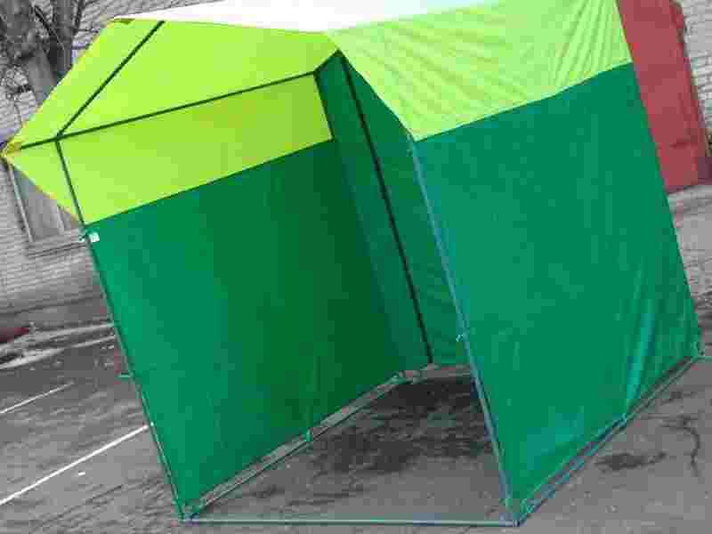 Торговая палатки своими руками 528