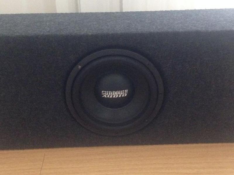 Сабвуферный динамик Sundown Audio X-12 v.2 в интернет-магазине ... | 600x800