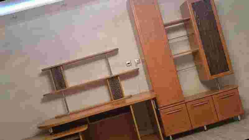 Стол, тумба, шкаф и полка, б/у в невинномысске, цена 21000 р.