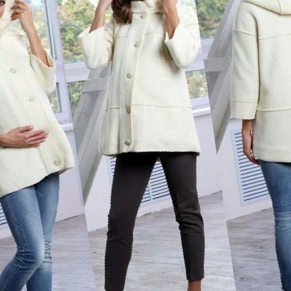 Пальто для беременных бу 30