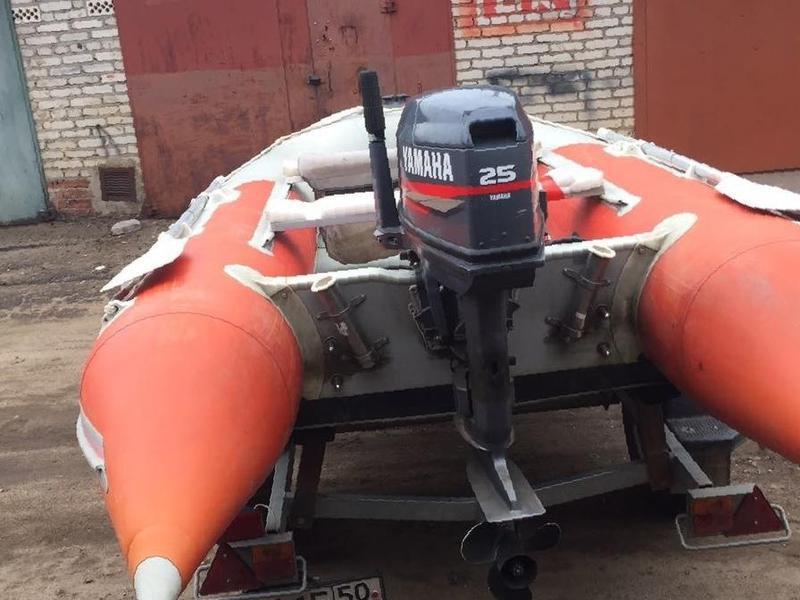 баджер лодочный мотор