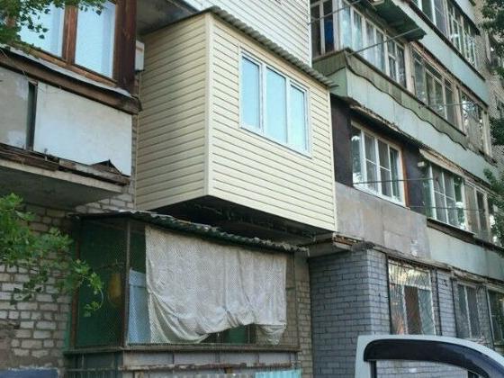 Отделка балконов в одинцово, цена 15000 рублей - ремонт и от.