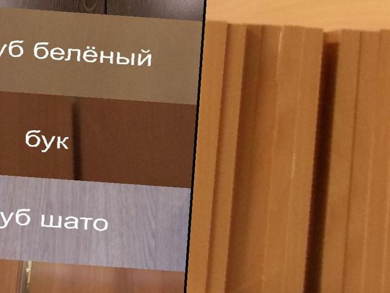 Цельноламельный мебельный щит из дуба - купить в Уфе