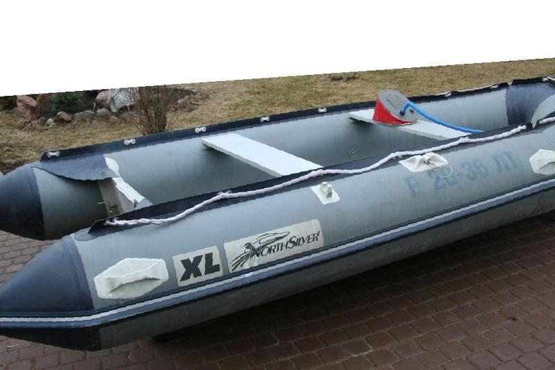 надувная лодка northsilver 390