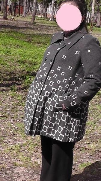 Пальто для беременных бу 7