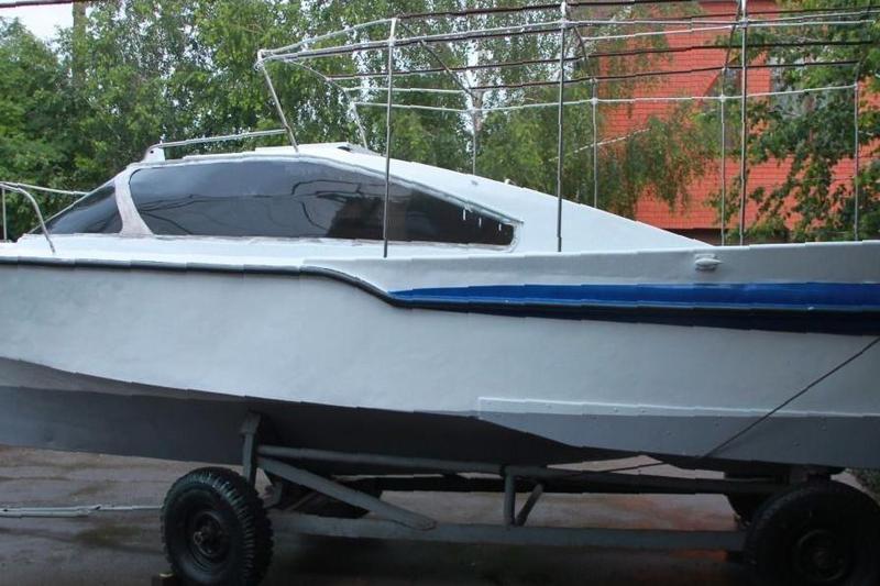 куплю лодку стриж