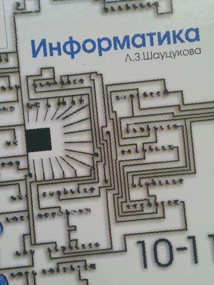 Шауцуковой решебник