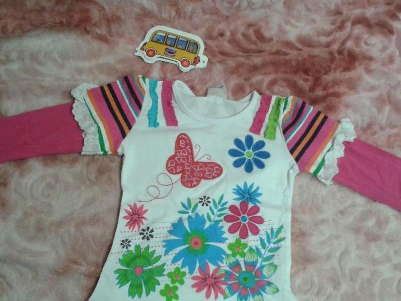 Купить Детскую Блузку В Спб