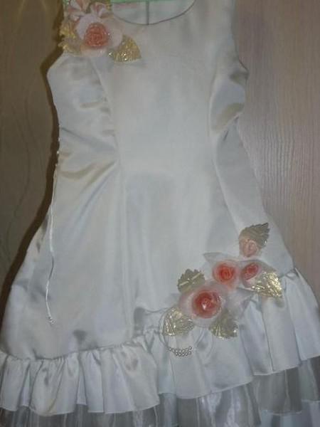 df6d1b517afc852 Фото: Купить нарядное платье в Черкесске, цена 2200 рублей — объявление