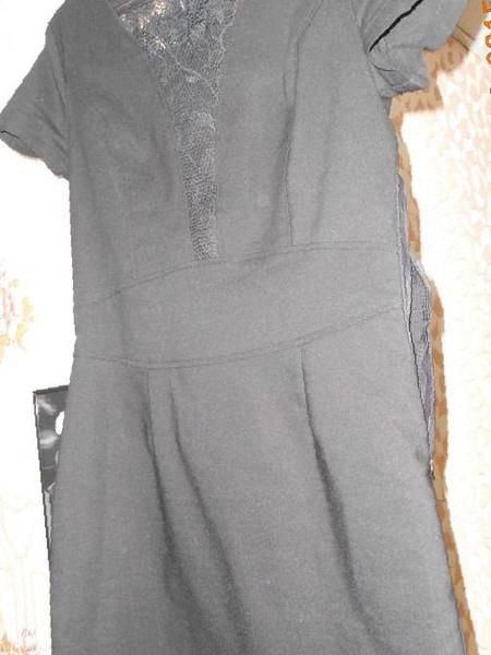 dc611d7df92 Фото  Продам Нарядное Черное платье