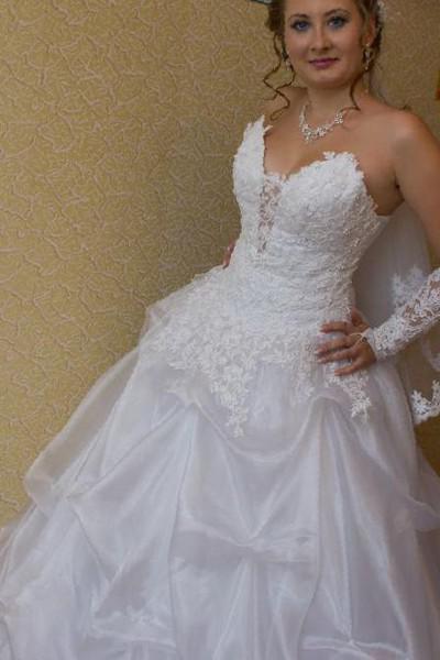 Свадебное Платье Купить Рязань
