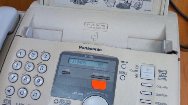 Как сделать свой факс 906