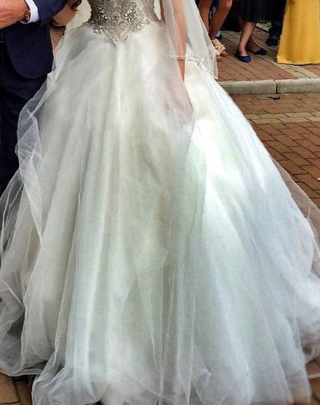 Свадебное Платье Купить В Омске