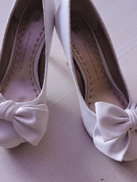 35b35e053 Фото: Купить свадебные туфли в Улан-Удэ, цена 1100 рублей — объявление