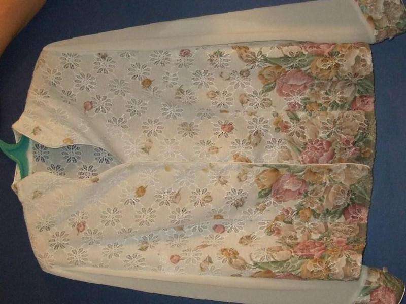 Блузка В Цветочек В Красноярске