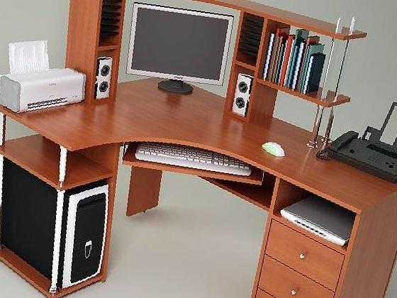 Стол для письма и работы за компьютером в нерюнгри, цена 400.