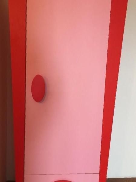 купить шкаф икеа маммут розовый в астрахани цена 3740 рублей