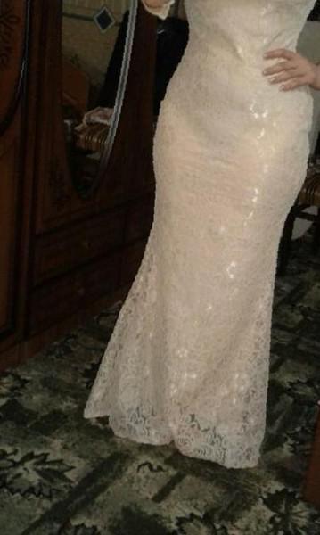 54d042297f7 Фото  Купить платье для невесты на второй день