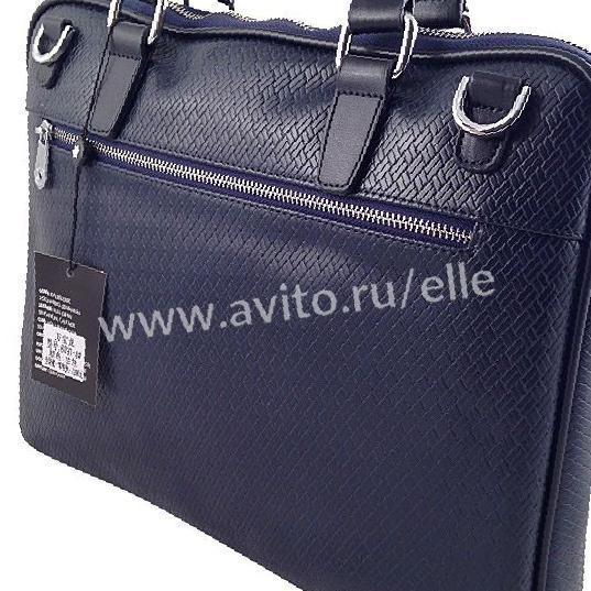 95bf2f760744 Фото: Купить мужская сумка-портфель через плечо Mont Blanc в Челябинске,  цена 4500