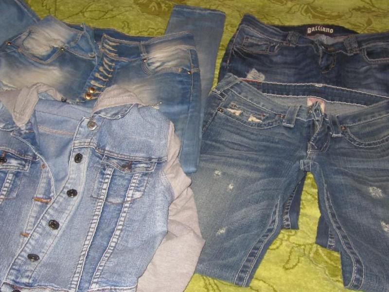 Дешевая Джинсовая Одежда Доставка