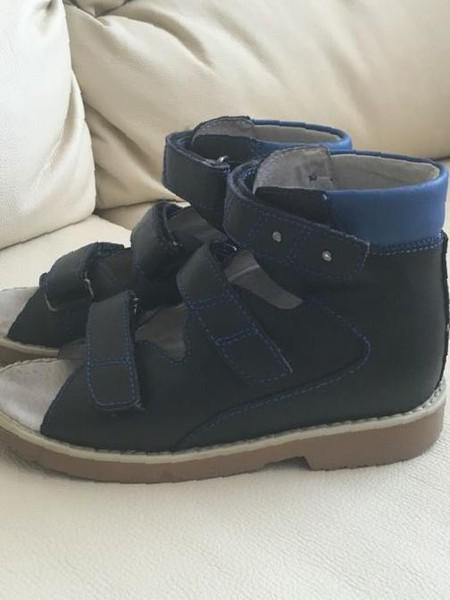 bf7463211 Фото: Купить ортопедические сандали ортек 29р. Б/у в Нерюнгри, цена 550