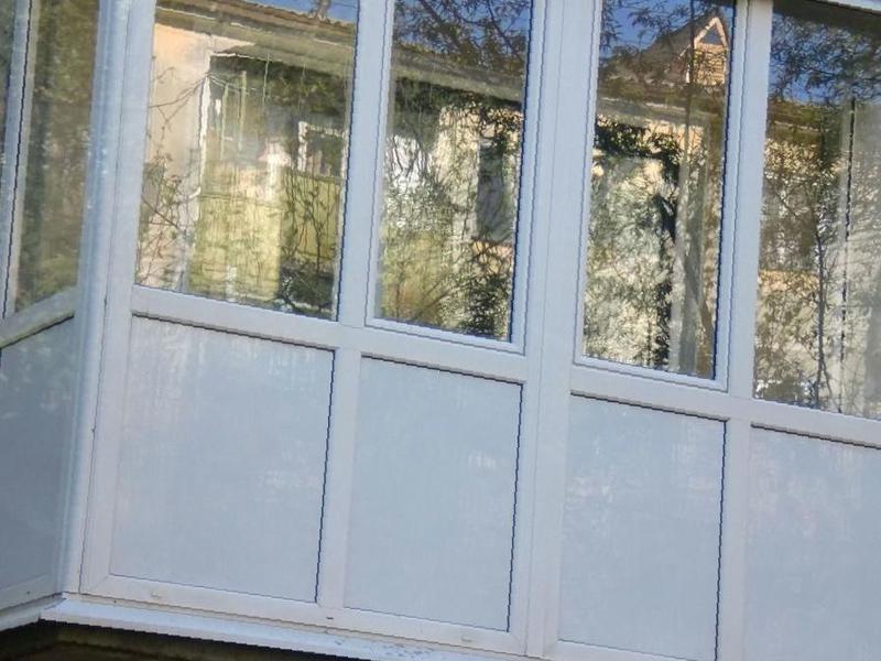 Остекление балкона и лоджии в Череповце - продажа окон и бал.