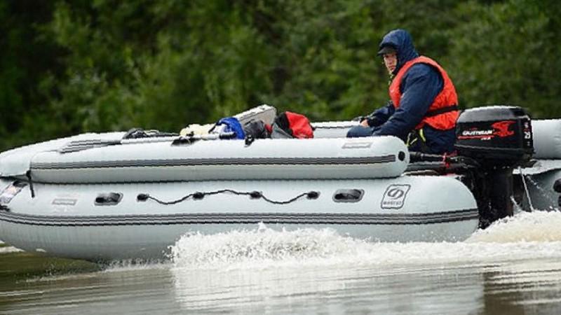 надувная лодка в якутске