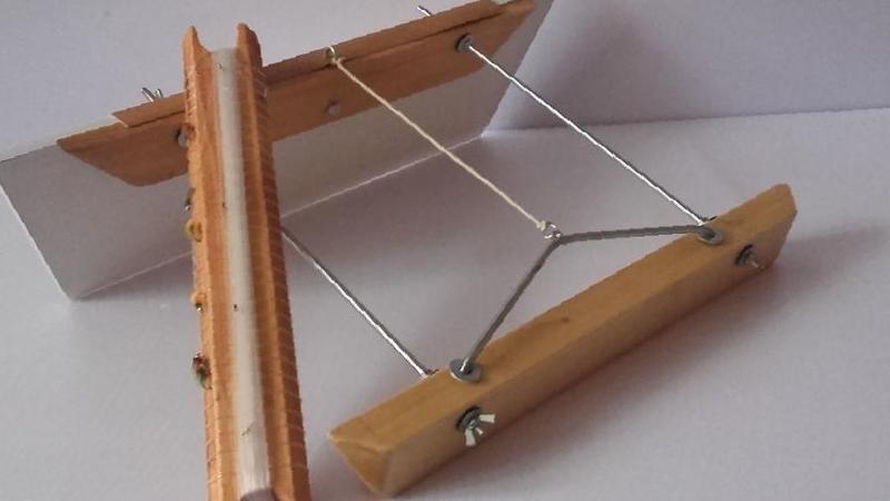 Изготовление кораблика для ловли рыбы