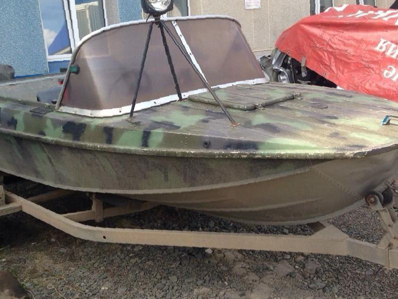 марки лодок казанка