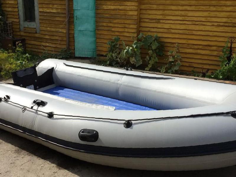 беркут 420 лодка