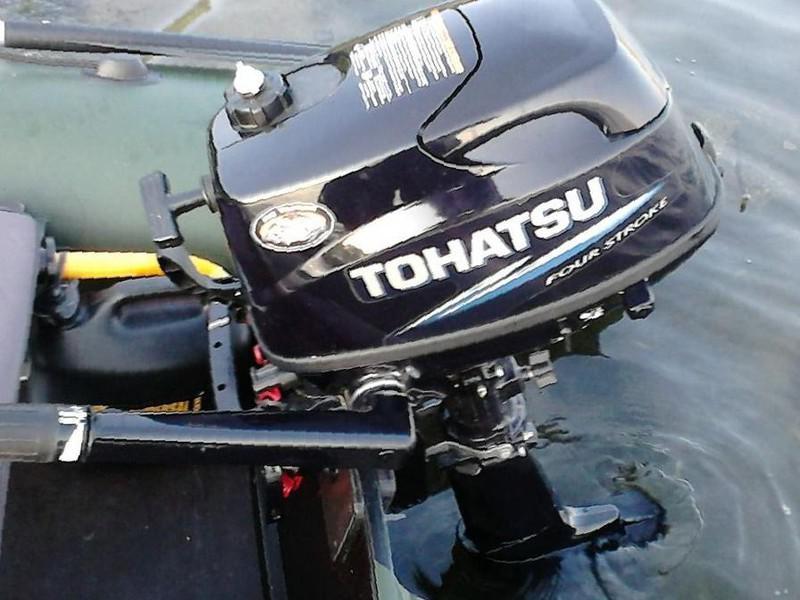 купить лодочный моторчик тохатсу объединение низким ценам
