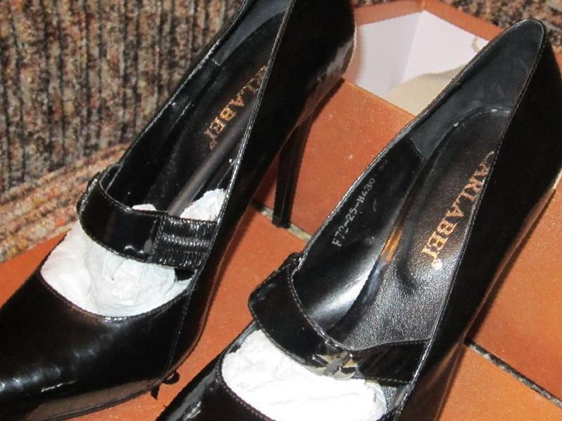 5a2cfb4f Фото: Купить туфли кожа в Полевском, цена 500 рублей — объявление