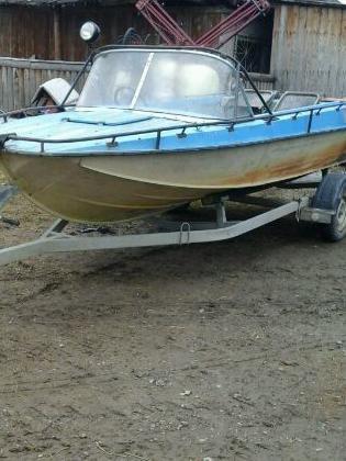лодка казанка 5 технические характеристики видео