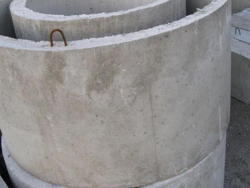 жби плита на сливную яму работы