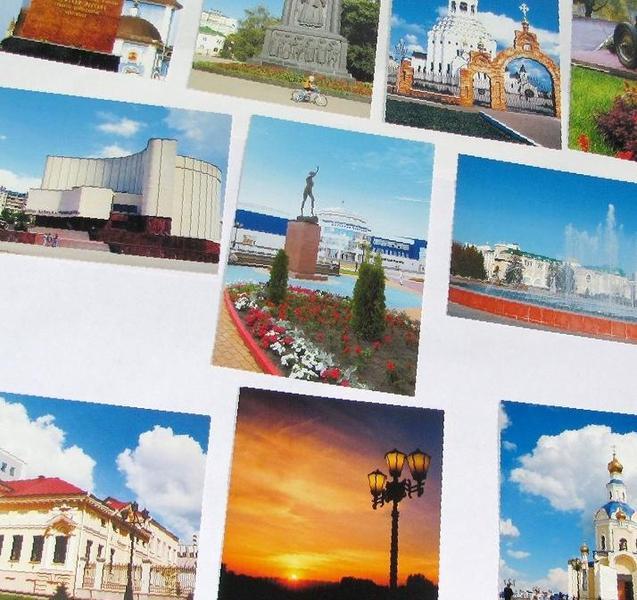 Живая открытка в белгороде 175