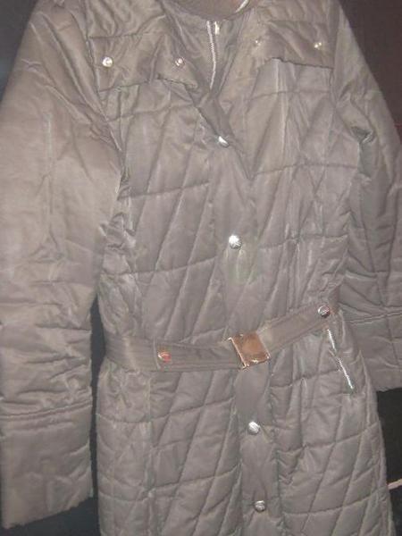 42359a6e6f8 Фото  Купить теплое стеганное пальто Esprit в Сергиевом Посаде