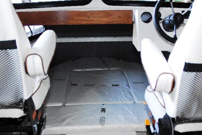 Купить алюминиевый катер Wooldridge Pilothouse 25 (США) в