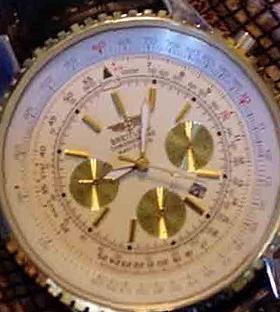 a39078e7 Фото: Купить наручные часы Breitling Navitimer в Барнауле, цена 410 рублей  — объявление
