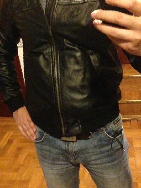 Фото  Купить кожаная куртка Lacoste (Original) в Севастополе, цена 19999  рублей — 41241f951b2