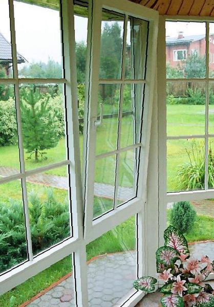 Серия дома 68 окна