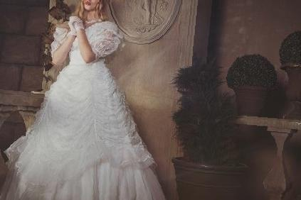f4489828f6d Фото  Купить бальное свадебное пышное белое платье в Ставрополе