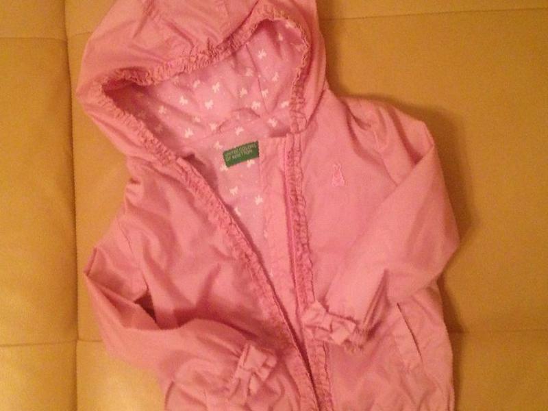 5a3768590392 Купить benetton куртка в Феодосии, цена 950 рублей — объявление