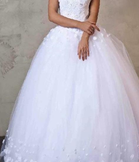 4d5d16e79d9 Фото  Купить свадебное платье Чайная роза новое в Невинномысске — объявление