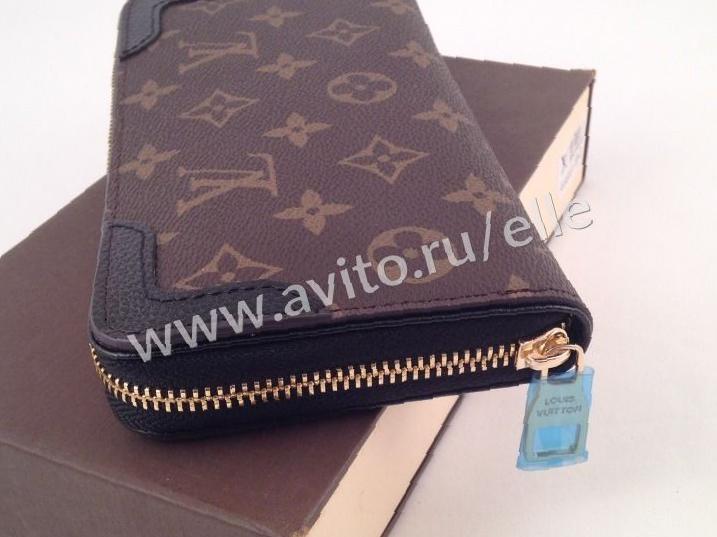 39ec6aa436fd Купить кошелек-клатч Louis Vuitton арт. 056-2 в Стерлитамаке, цена ...